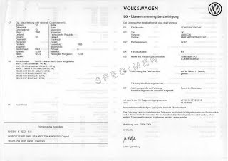 certificat de conformit europ en volkswagen obtention du certificat de conformit c o c. Black Bedroom Furniture Sets. Home Design Ideas